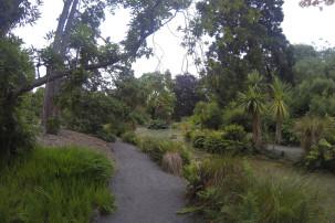 Botanischer Garten in Christchurch