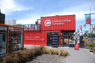 re:START Projekt in Christchurch