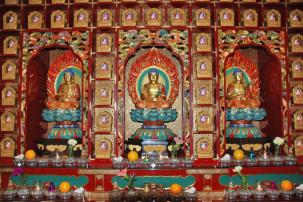 Buddha Tooth Relic Templei in Singapur