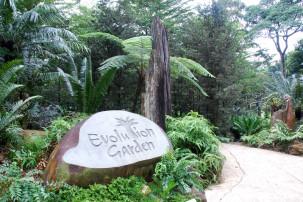 Evolution Garden in Singapur