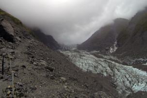 Fox Glacier Wanderung