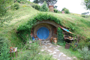 Hobbit Höhle