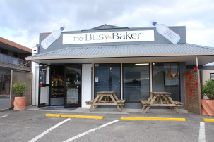 Bäckerei in Katikati