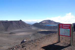 Red Crater Volcanic Zone