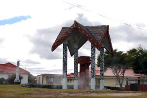 Rotorua - Māori-Dorf Ohinemutu