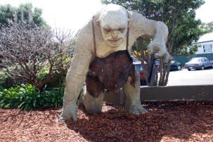 Weta Caves - lebensgroße Orks