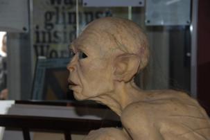 Weta Caves - Gollum