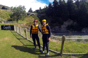 Rafting Queenstown
