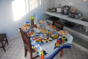 Unser erstes kubanisches Frühstück
