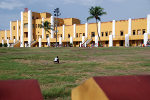Moncada Kaserne in Santiago de Cuba