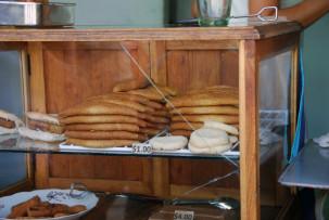 Frühstück in Bayamo