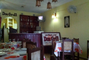 Paladar Don Grill in Bayamo