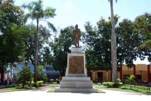 Statue von Carlos Manuel de Céspedes