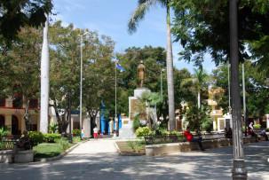 Parque Céspedes in Bayamo