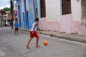 Kinder in Camagüey