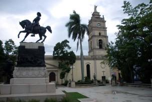 Plaza Agramonte in Camagüey