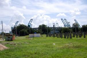 Baseballstadion in Cienfuegos