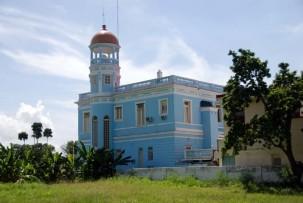 Palacio Azul in Cienfuegos