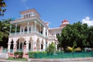 Palacio del Valle an der Punta Gorda in Cienfuegos
