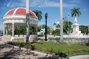 Parque José Martí in Cienfuegos