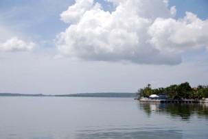 Bucht von Cienfuegos