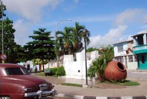 Tonkrug in Camagüey