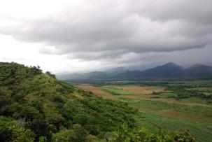 Blick über Valle de los Ingenios