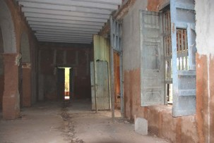 Haus der Sklaventreiber im Valle de los Ingenios