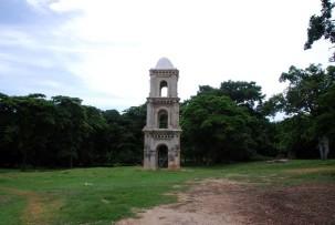 Wachturm im Valle de los Ingenios