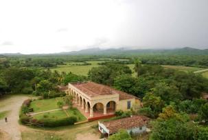 Herrenhaus der Familie Iznaga