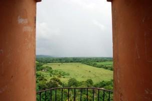 Ausblick über das Valle de los Ingenios