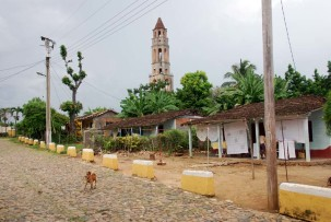 Torre Iznaga in Manaca Iznaga