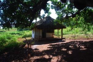 Tabakhütte im Vinales-Tal